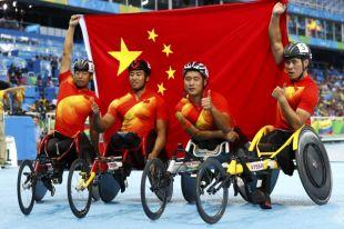Сборная Китая досрочно стала победителем Паралимпийских игр в Рио