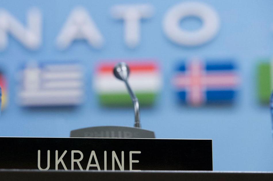 НАТО не рассматривает возможность вступления Украины в альянс