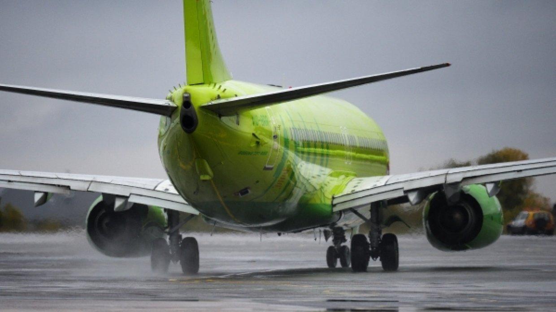 Boeing-737 ударился хвостом …