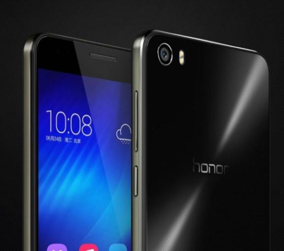 Honor 6 - новый китайский флагман от Huawei