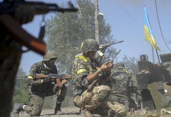 Националисты победили ВСУ в жестоком бою на Донбассе – потери понесли обе стороны