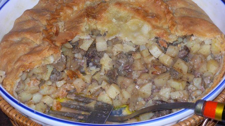 Татарская кухня. Как приготовить зур-бэлиш?