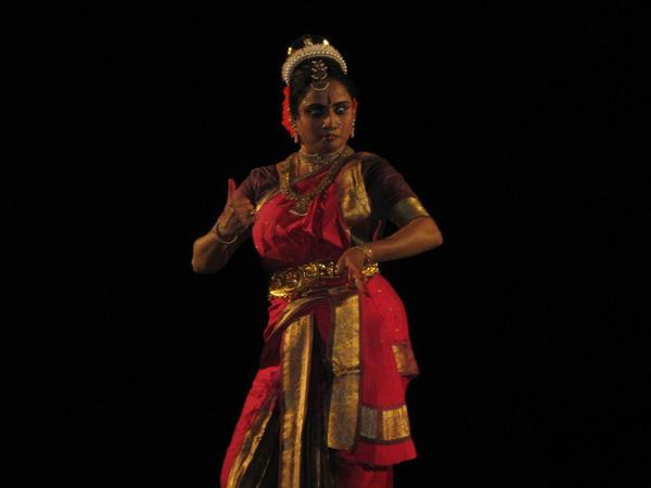 Индийский танец кучипуди