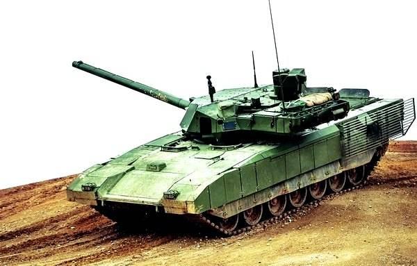 Т-14 «Армата» за 90 секунд: все, что нужно знать о лучшем танке России