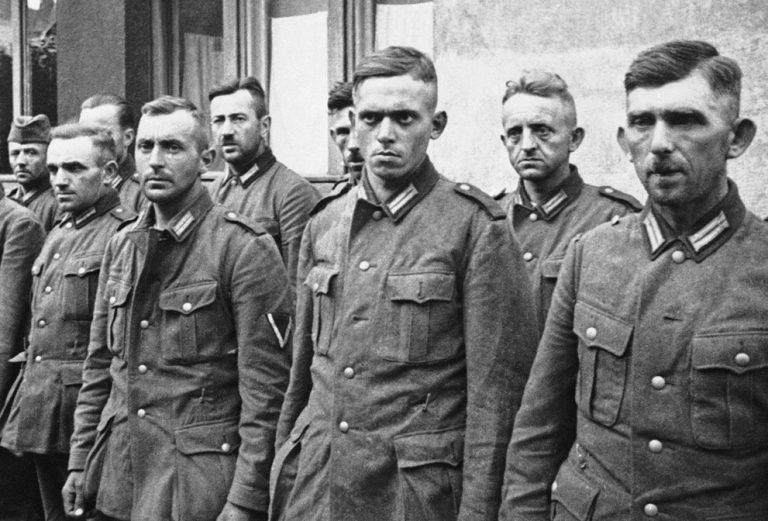 Заградотряды у фашистов: что это было
