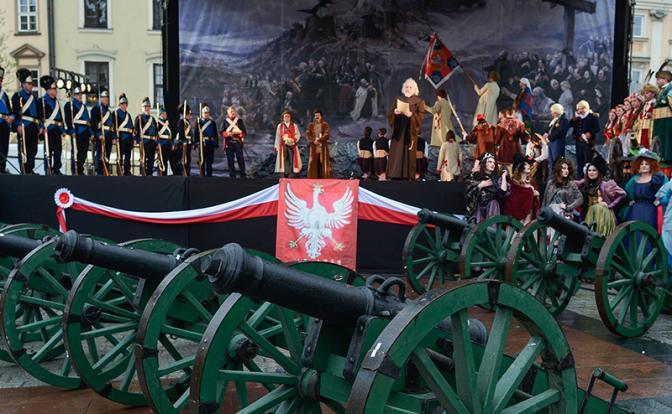 Как жилось полякам под царским «гнетом»