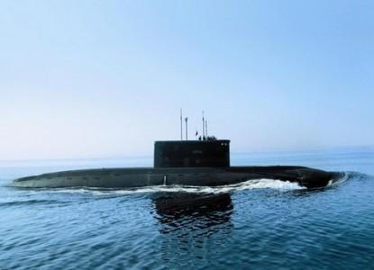 Подводная лодка «Краснодар» переходит на Черноморский флот