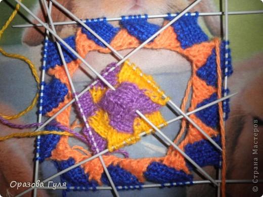 как вязать носки плетенкой