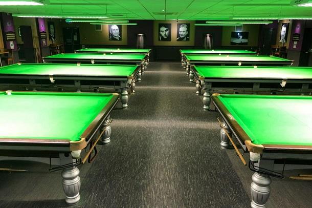 Northern Snooker Centre, Лидс