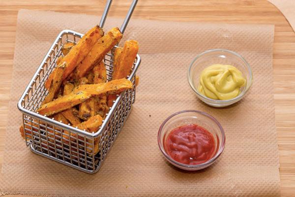 8 полезных альтернатив картофелю фри