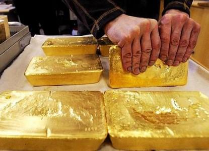 Где хранится все золото России?