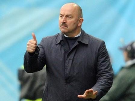 «Динамо» в первом матче под руководством Черчесова разгромило «Волгу»