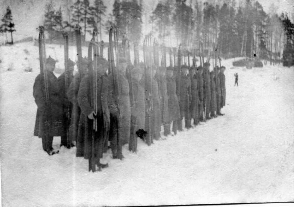 На Советско-финской войне