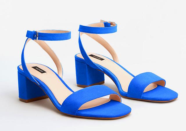 Стильно и удобно: лучшие варианты босоножек на невысоком каблуке