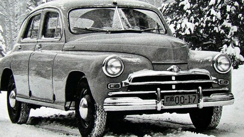 Транспорт с секретом: уникальные автомобили советских спецслужб