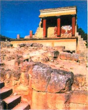 Древние цивилизации. Возникновение Крито-Микенской цивилизации