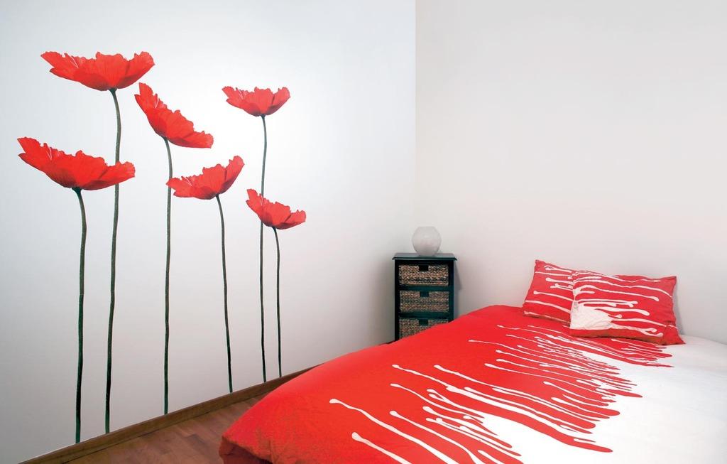 Фото маки в дизайне комнаты