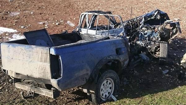 СМИ: ВКС РФ разгромили колонну ИГИЛ, двигавшуюся к Пальмире
