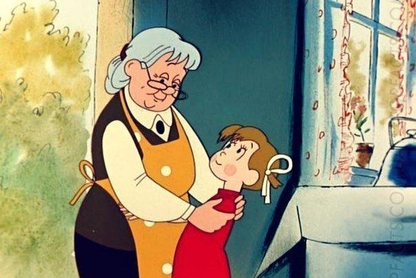Стишки про бабушку для малышей