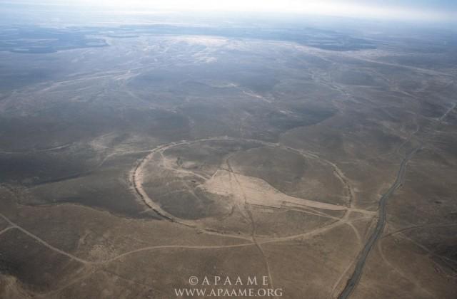 Тайна огромных каменных кругов в странах Ближнего Востока