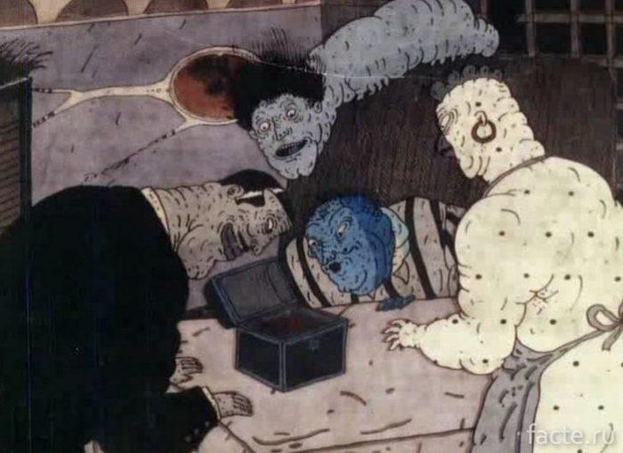 Самые страшные мультики СССР. СССР, Страшные мультфильмы, Длиннопост, Советские мультфильмы