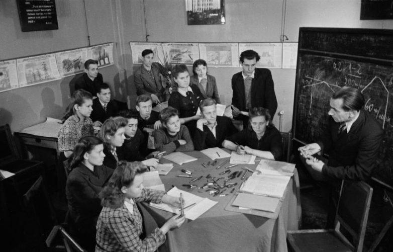 Фотоальбом  советской эпохи