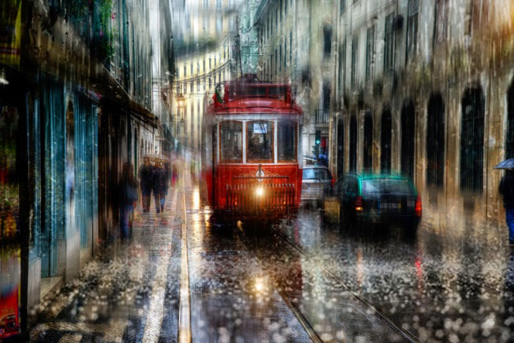 Эдуард Гордеев уличный фотограф как художник, что рисует дождь