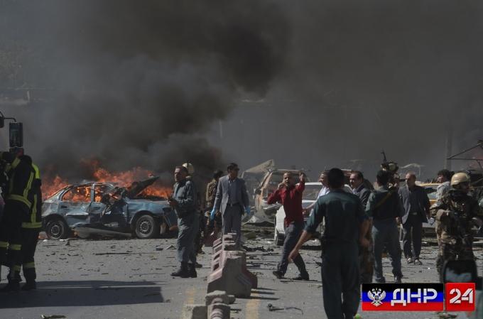 Кровавый теракт в Кабуле: 65 погибших, 325 раненых (ФОТО +18)