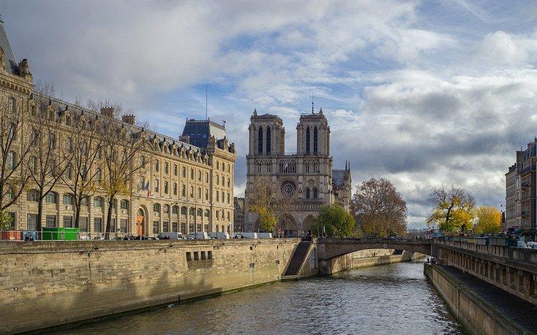 остров Сите — сердце Парижа