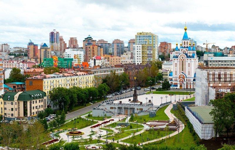 Хабаровск города, история, название, происхождение, россия