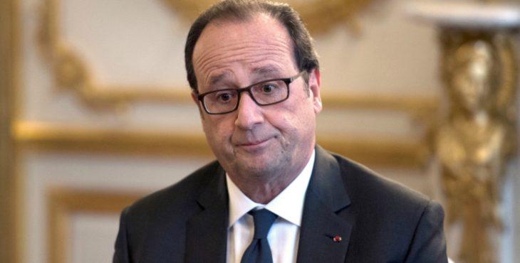 Французский писатель: Олланд совершил политическое самоубийство