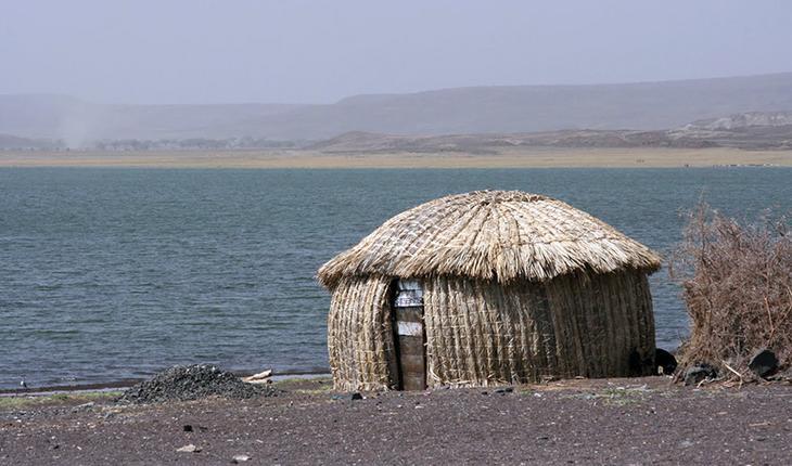 Озеро Рудольф