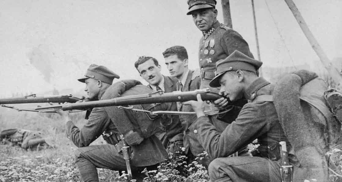 Расправа над мирными: что делали поляки в городе Бресте в первый день Великой Отечественной