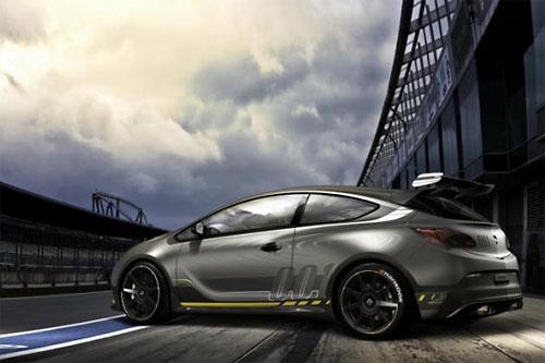 Анонсированная самая быстрая Opel Astra