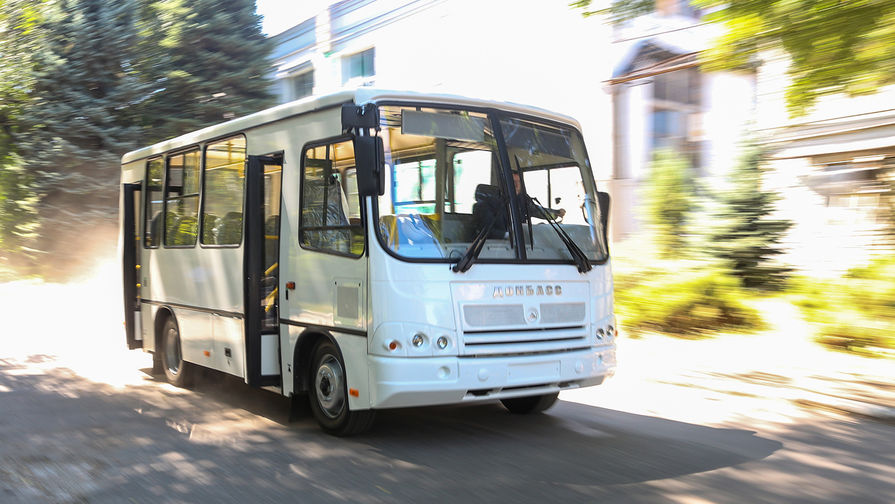 В ДНР налажена сборка собственных автобусов «Донбасс»