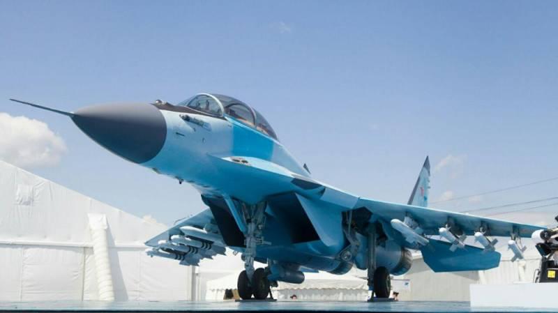 МиГ-35 получит новую систему посадки на палубу