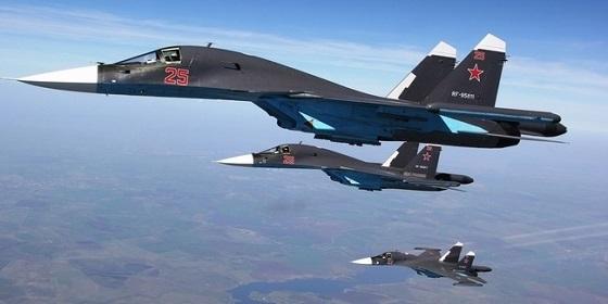 Алеппо: авиация России и Турции нанесла совместные удары по ИГИЛ