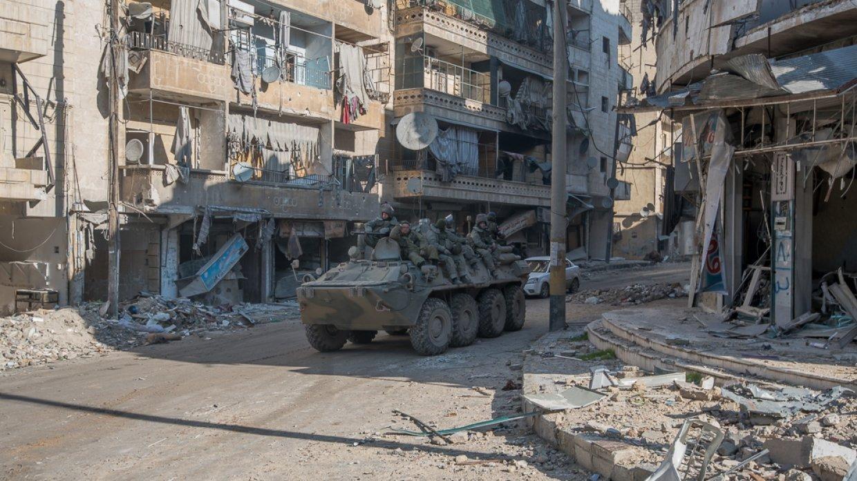 Сирия: трое детей погибли в …