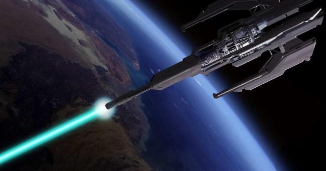 Готовы ли мы к войне в космосе?