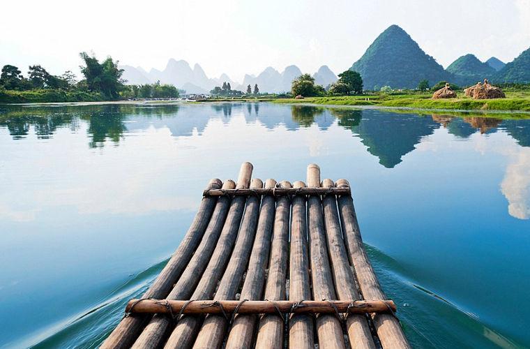 Фотографы показали, как прекрасен Китай без туристов
