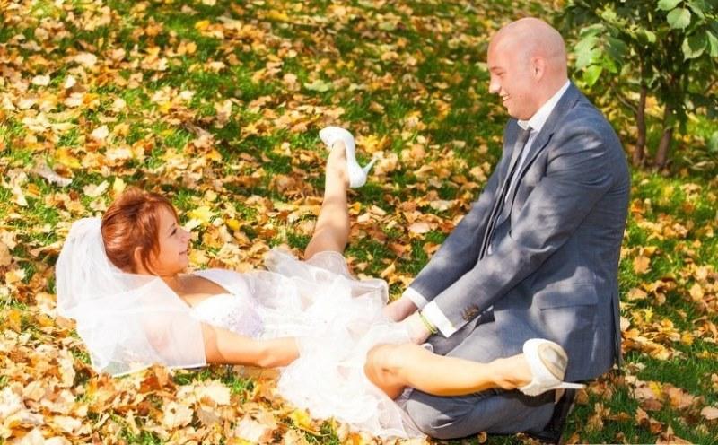 Как не надо снимать свадьбу