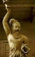 Космические корабли и летательные аппараты богов и демонов в Древней Индии.