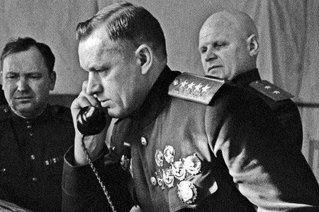 Художник войны. Немцы боялись даже имени Рокоссовского