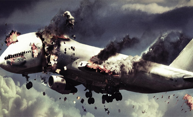 Пропавший в Зоне сумрака самолет вернулся через 37 лет. И снова исчез
