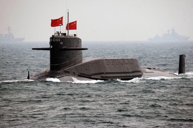 Новая китайская ядерная ракета JL-2 приводит в трепет все 50 штатов США