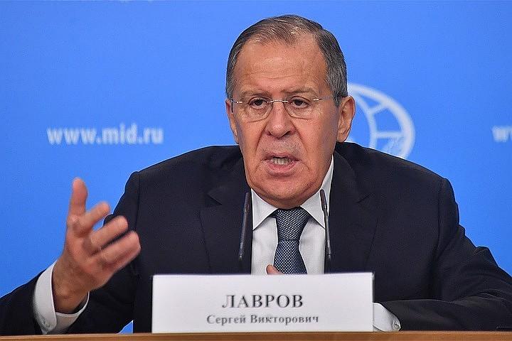 Лавров призвал все этноконфессиональные группы в Сирии наладить диалог с Дамаском
