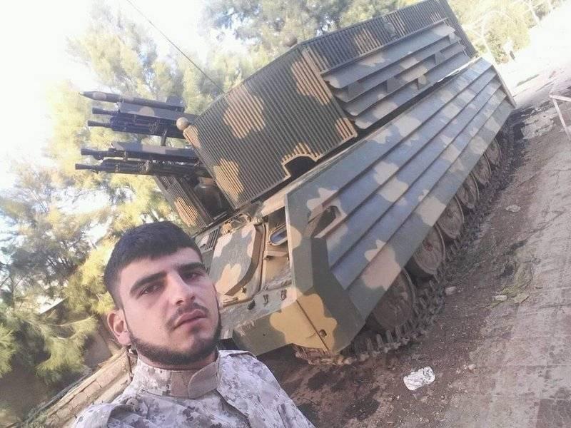 """В Сирии """"Шилки"""" модернизировали до """"сверхзащищенности"""""""