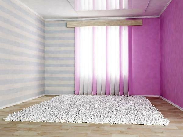 разделение детской комнаты на две зоны фото