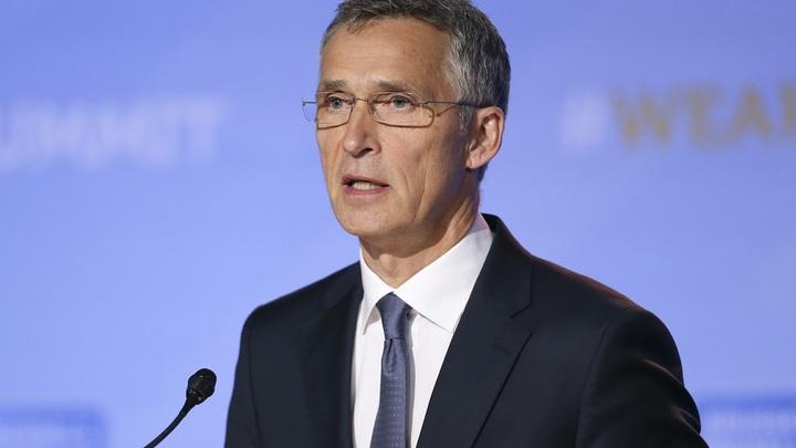 Россия и Китай бросили вызов НАТО в сфере высоких технологий - Йенс Столтенберг