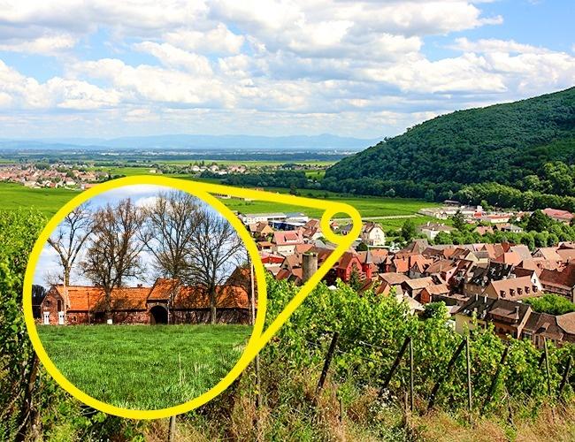 9 мест в мире, где вы можете купить дом за 1 евро